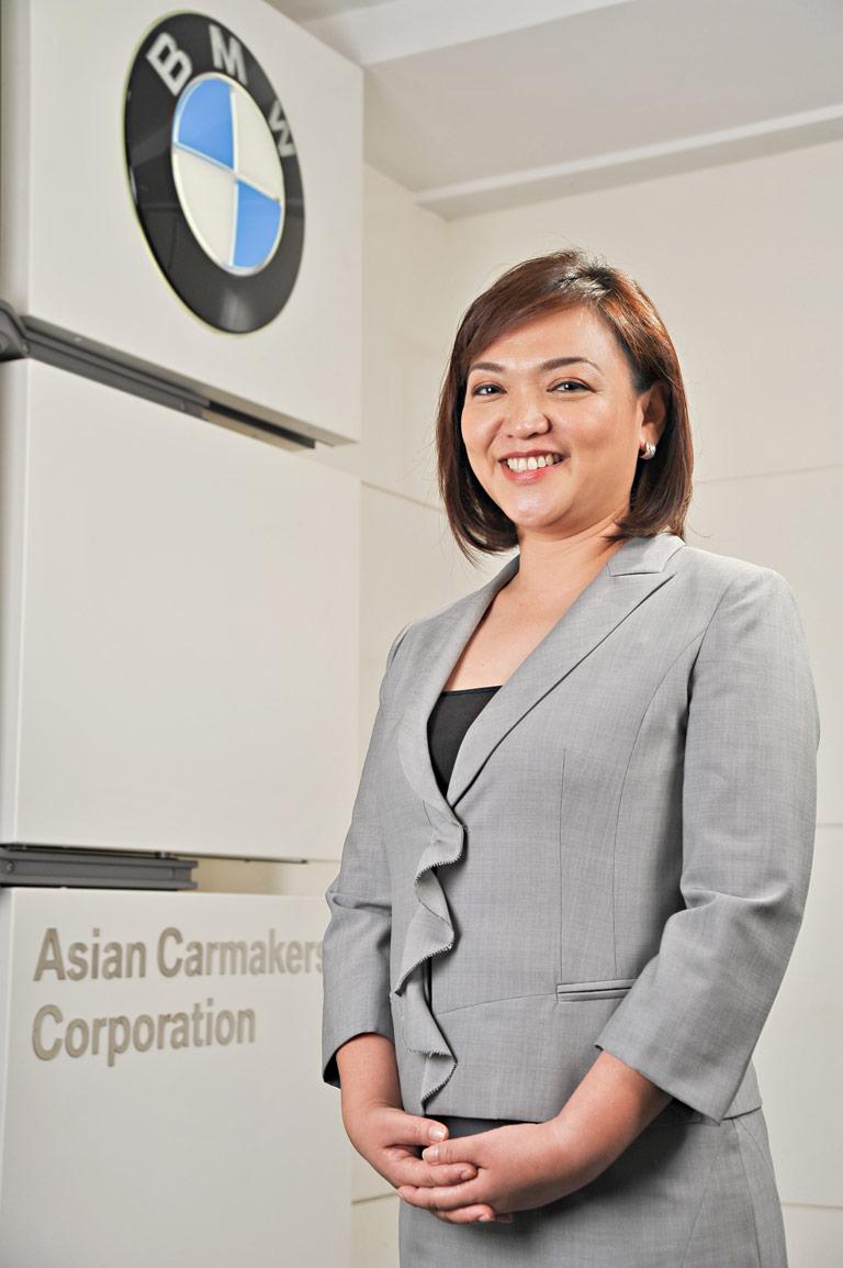 Asian car maker